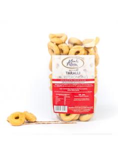 Taralli  al Peperoncino 250 g.