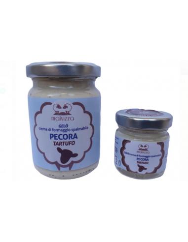 Crema di formaggio spalmabile Pecora...