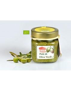 Patè di olive verdi - MI...