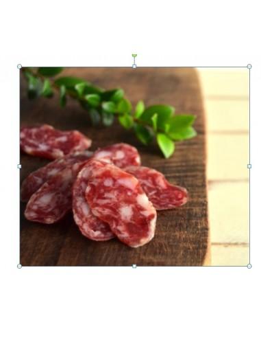 Salsiccia Cilentana stagionata con...